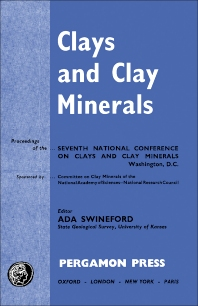 Cover image for Clays and Clay Minerals