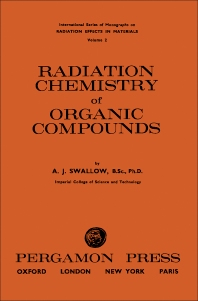 Cover image for Radiation Chemistry of Organic Compounds