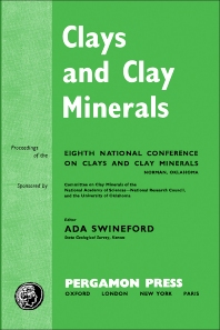 Clays and Clay Minerals - 1st Edition - ISBN: 9780080093512, 9781483164588
