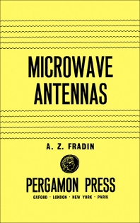 Microwave Antennas - 1st Edition - ISBN: 9780080094342, 9781483184548