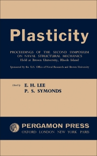 Plasticity - 1st Edition - ISBN: 9780080094595, 9781483156224