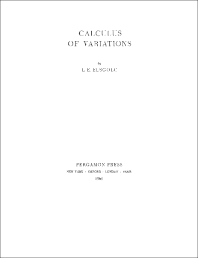 Cover image for Calculus of Variations