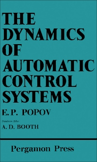 Cover image for The Dynamics of Automatic Control Systems