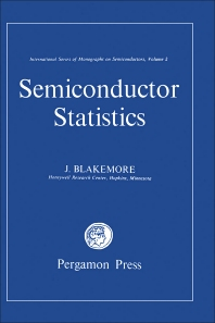 Cover image for Semiconductor Statistics