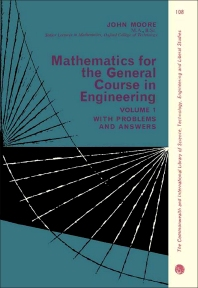 Cover image for Mathematics for the General Course in Engineering