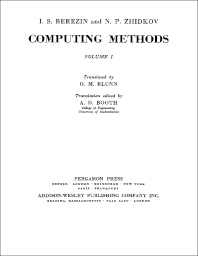 Computing Methods - 1st Edition - ISBN: 9780080100104, 9781483180588