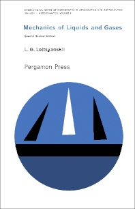 Cover image for Mechanics of Liquids and Gases