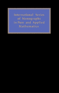 Introduction to Higher Algebra - 1st Edition - ISBN: 9780080101521, 9781483280356