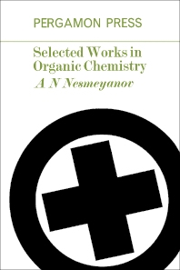 Selected Works in Organic Chemistry - 1st Edition - ISBN: 9780080101583, 9781483151366