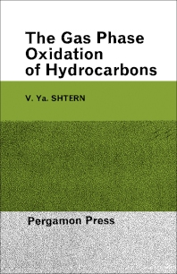 The Gas-Phase Oxidation of Hydrocarbons - 1st Edition - ISBN: 9780080102023, 9781483185071