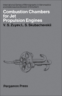 Cover image for Combustion Chambers for Jet Propulsion Engines