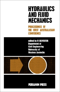 Hydraulics and Fluid Mechanics - 1st Edition - ISBN: 9780080102917, 9781483164922