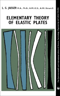 Elementary Theory of Elastic Plates - 1st Edition - ISBN: 9780080103426, 9781483147000