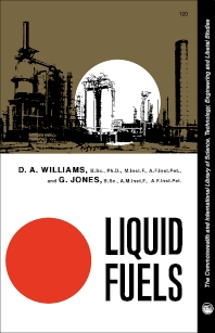 Liquid Fuels - 1st Edition - ISBN: 9780080103853, 9781483137759