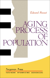 Aging Process of Population - 1st Edition - ISBN: 9780080104027, 9781483156668