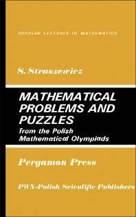 Mathematical Problems and Puzzles - 1st Edition - ISBN: 9780080105567, 9781483280318