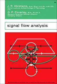 Signal Flow Analysis - 1st Edition - ISBN: 9780080106779, 9781483180700