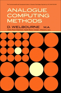 Analogue Computing Methods - 1st Edition - ISBN: 9780080106809, 9781483147567