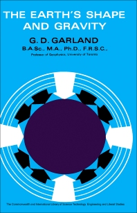 The Earth's Shape and Gravity - 1st Edition - ISBN: 9780080108223, 9781483180724