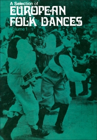 Cover image for A Selection of European Folk Dances