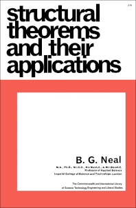 Structural Theorems and Their Applications - 1st Edition - ISBN: 9780080108728, 9781483139029