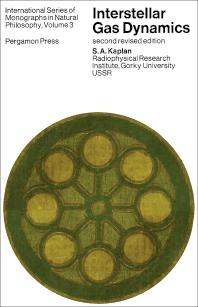 Interstellar Gas Dynamics - 1st Edition - ISBN: 9780080112008, 9781483185552