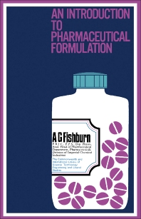 Cover image for An Introduction to Pharmaceutical Formulation
