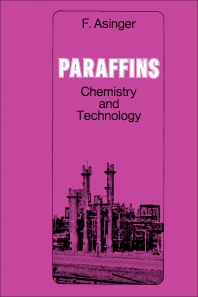 Paraffins - 1st Edition - ISBN: 9780080113180, 9781483146621
