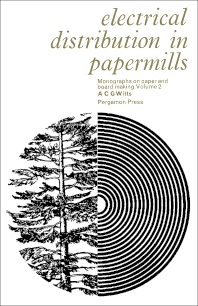 Cover image for Electrical Distribution in Papermills