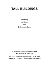 Tall Buildings - 1st Edition - ISBN: 9780080116921, 9781483180960