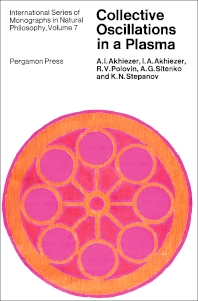 Collective Oscillations in a Plasma - 1st Edition - ISBN: 9780080118949, 9781483185897