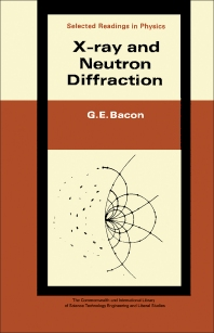 X-Ray and Neutron Diffraction - 1st Edition - ISBN: 9780080119991, 9781483158297