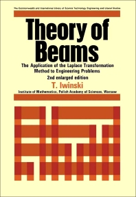 Theory of Beams - 2nd Edition - ISBN: 9780080120614, 9781483186016