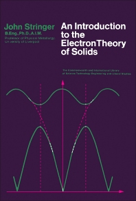 An Introduction to the Electron Theory of Solids - 1st Edition - ISBN: 9780080122199, 9781483136714