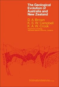 The Geological Evolution of Australia & New Zealand - 1st Edition - ISBN: 9780080122779, 9781483181134