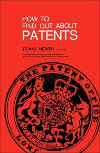 Cover image for How to Find Out About Patents