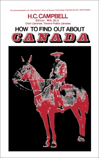 How to Find Out About Canada - 1st Edition - ISBN: 9780080124278, 9781483159010