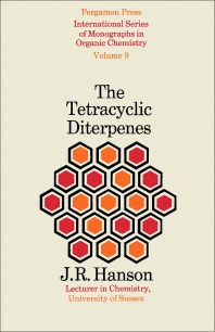 The Tetracyclic Diterpenes - 1st Edition - ISBN: 9780080125503, 9781483278889