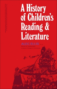 Cover image for A History of Children's Reading and Literature