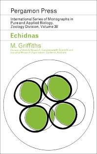 Echidnas - 1st Edition - ISBN: 9780080126500, 9781483150406
