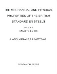 The Mechanical and Physical Properties of the British Standard EN Steels (B.S. 970 - 1955) - 1st Edition - ISBN: 9780080127873, 9781483152516