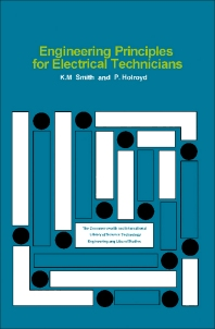 Engineering Principles for Electrical Technicians - 1st Edition - ISBN: 9780080129853, 9781483140308