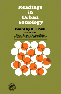Readings in Urban Sociology - 1st Edition - ISBN: 9780080132938, 9781483181240