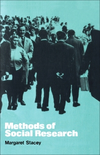Methods of Social Research - 1st Edition - ISBN: 9780080133546, 9781483136387