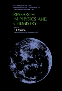 Research in Physics and Chemistry - 1st Edition - ISBN: 9780080134000, 9781483145686