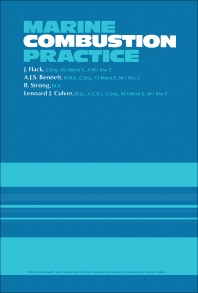 Marine Combustion Practice - 1st Edition - ISBN: 9780080134024, 9781483147840