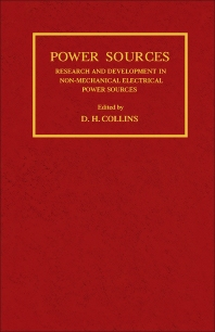 Research and Development in Non-Mechanical Electrical Power Sources - 1st Edition - ISBN: 9780080134352, 9781483145921