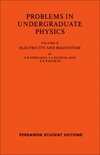 Electricity and Magnetism - 1st Edition - ISBN: 9780080136349, 9781483181332