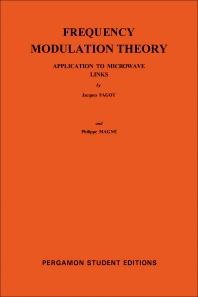Frequency Modulation Theory - 1st Edition - ISBN: 9780080136745, 9781483278537