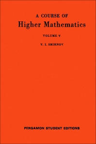 Cover image for A Course of Higher Mathematics